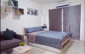For RentCondoLadprao101, The Mall Bang Kapi : 6840   🔥🔥 For rent, Aspire Ladprao 113. Size 25 sq m., 3rd floor #, near MRT Bang Kapi Station [[Urgent inquiry 093-6269352 @ add Line]]