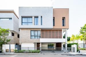เช่าบ้านพระราม 9 เพชรบุรีตัดใหม่ : ให้เช่า Parc Priva Super Luxury พระราม 9