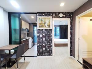 For RentCondoLadprao 48, Chokchai 4, Ladprao 71 : [Rented] Prime Location! Condo ATMOZ Ladprao 71, 1 bedroom, 1 bathroom, very wide