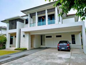 For SaleHouseRama5, Ratchapruek, Bangkruai : House for sale Ladawan Rattanathibet, next to MRT Bang Rak Noi Tha It