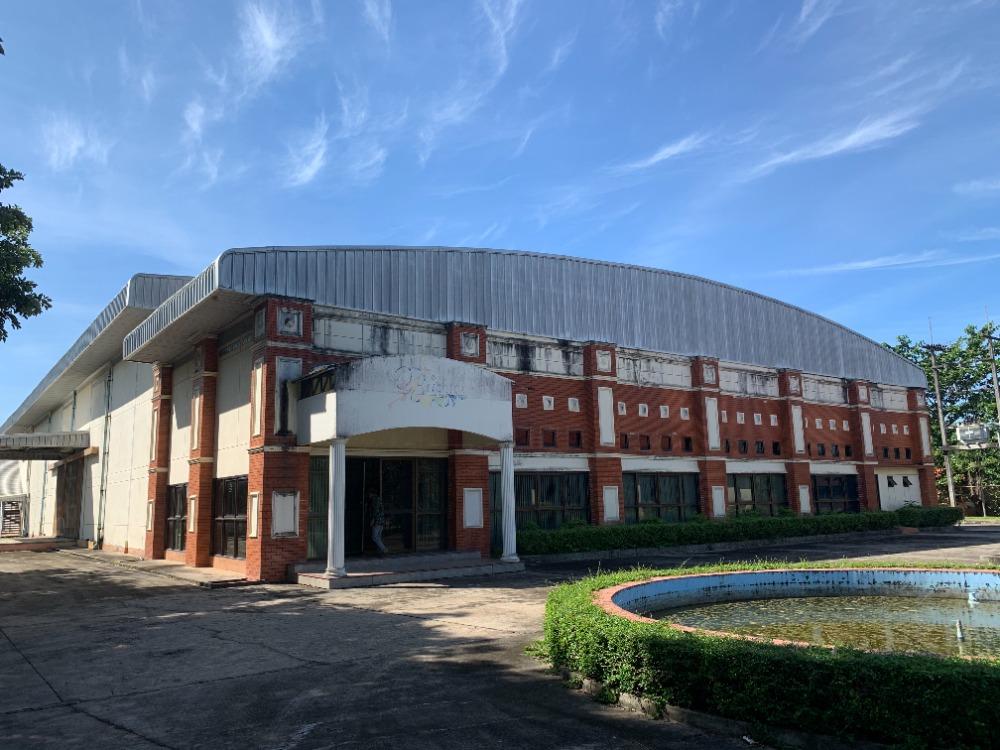 ขายโรงงานปราจีนบุรี : ขายโรงงานพร้อมโกดังสภาพดี ศรีมหาโพธิ ปราจีนบุรี