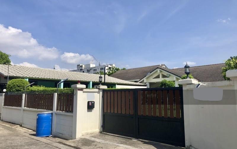 For SaleHouseKaset Nawamin,Ladplakao : Single house for sale, 257 square meters, Prasanmit Village, Lat Pla Khao Soi 17, Crocodile Bua, Ladprao, Bangkok 10230