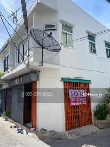 For SaleShophouseSilom, Saladaeng, Bangrak : 2 storey commercial building for sale, 13 square wa. Chan Road, 51 Intersection 7, near BTS, BRT and expressway.