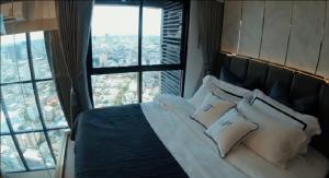 เช่าคอนโดสาทร นราธิวาส : ห้องว่าง Knightsbridge Prime Sathorn for rent- ขนาด 44 ตร.ม. ชั้น 3620