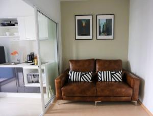 For RentCondoSukhumvit, Asoke, Thonglor : For rent: The Tree Sukhumvit 71 - Ekamai 1 bed 27 sq m. North floor, fully furnished.