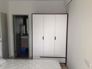 For RentCondoRama9, RCA, Petchaburi : Condo for rent, Ideo Mobi Rama 9 (Ideo Mobi Rama9), 1 bedroom, 31 sqm., 24th floor, near MRT Rama 9, rent 18,000 baht