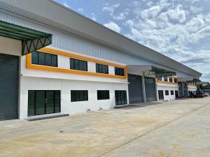 For RentWarehouseNakhon Pathom, Phutthamonthon, Salaya : Warehouse for rent, Rai Khing Subdistrict, Nakhon Pathom