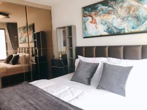 เช่าคอนโดลาดพร้าว เซ็นทรัลลาดพร้าว : For Rent Life Ladprao 1 Bed Plus ติด BTS ห้าแยกลาดพร้าว @JST Property.