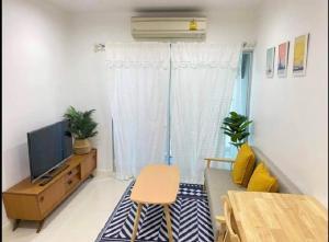 For RentCondoRatchadapisek, Huaikwang, Suttisan : For rent 18,500 A Space Hideaway 2Bedroom Asoke-Ratchada Ratchada (Mrt Rama 9) 2 bedrooms 2 bathrooms Building Z Floor 752 sq.m.