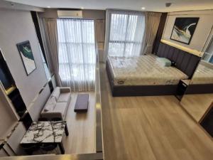 เช่าคอนโดสาทร นราธิวาส : For Rent KnightsBridge Prime Sathorn One Bed Plus ห้อง Duplex ชั้นสูง @JST Property.