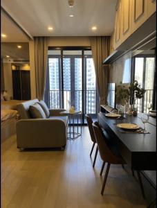 For RentCondoSukhumvit, Asoke, Thonglor : For Rent Ashton Asoke Fully Furnished @JST Property.