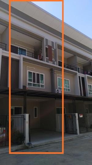 For SaleTownhouseRama5, Ratchapruek, Bangkruai : # 3-storey townhome #Town home 3 floors #vision smart life #vision smart life