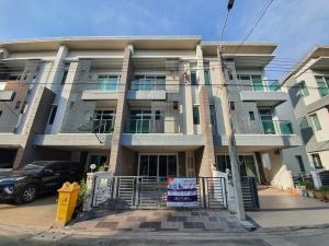 For SaleTownhousePattanakan, Srinakarin : Bank assets, good value, mm !!!!! Good condition, low market for sale !!! 4.49 Urgent