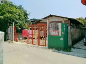 For SaleLandEakachai, Bang Bon : Land for sale, 51 sq m.