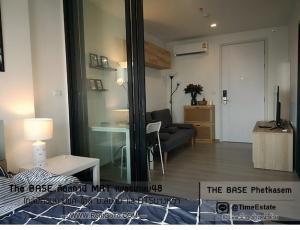 For RentCondoBang kae, Phetkasem : For Rent The Base The Base MRT Phetkasem 48 Near Seacon Bangkae Walk in closet dressing room