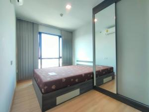 For RentCondoVipawadee, Don Mueang, Lak Si : Condo for rent, Knightbridge Sky City, New Bridge, Condo next to BTS🚆 Sai Yud Station, 1Bed, separate kitchen, ready to carry the bag, 28 sq m, just 8,000 / month.