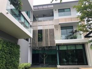 เช่าบ้านพัฒนาการ ศรีนครินทร์ : Rental Price : Super Luxury House in Rama 9 - Krungthepkreta , 4 bed 5 bath , 380 sqm , 128 sqw , 4 Car Park 🔥🔥Rental Price 390,000 THB 🔥🔥