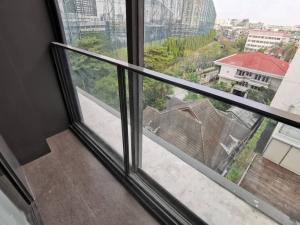 เช่าคอนโดสุขุมวิท อโศก ทองหล่อ : ให้เช่าคอนโด Quintara Treehaus Sukhumvit 42 1 ห้องนอน ใกล้ BTS Ekkamai