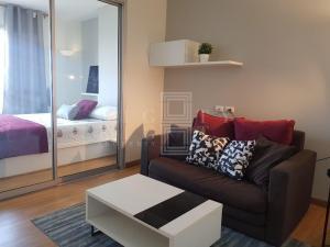 เช่าคอนโดพระราม 9 เพชรบุรีตัดใหม่ : For Rent Casa Condo Asoke-Dindaeng (30 sqm.)