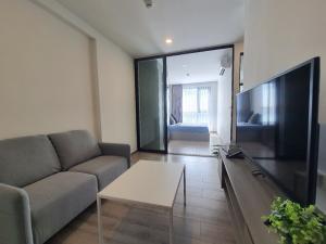 For RentCondoBangna, Lasalle, Bearing : Hot deal 🔥 Knightsbridge Collage Sukhumvit 107 High Rise condo, away from Bearing BTS 430 meters from ORIGIN