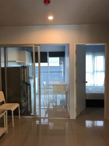 For SaleCondoOnnut, Udomsuk : The cheapest in the building !! 1 bedroom for sale 32 sq m, beautiful room, ready to move in, only 2.5 million @Aspire Sukhumvit 48