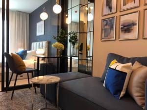 For RentCondoRama9, RCA, Petchaburi : 💥Life Asoke💥 very nice room @ 24Agency