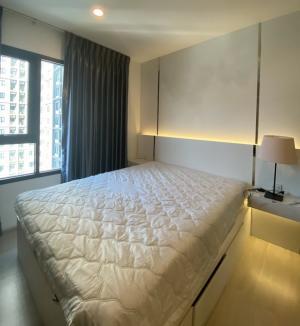 เช่าคอนโดพระราม 9 เพชรบุรีตัดใหม่ : Life Asoke 1 Bed ห้องสวย จัดเต็ม เครื่องใช้ไฟฟ้าครบ พร้อมอยู่ วิวสระ 082-459-4297
