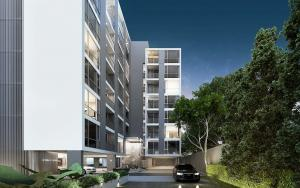 Sale DownCondoPinklao, Charansanitwong : sell! AROON new condo size 25.07 sq.m.