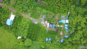 For SaleLandNakhon Nayok : Selling fruit orchards with homestay, Nakhon Nayok Province, near Khun Dan Prakan Chon Dam
