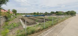 For SaleLandEakachai, Bang Bon : Land for sale on Ekkachai-Bang Bon road 8,000 sq.m.