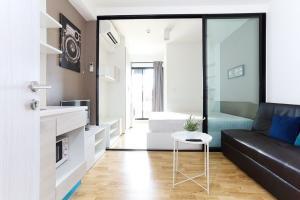 เช่าคอนโดสำโรง สมุทรปราการ : ✅ ให้เช่า The Cabana Modern Resort Condominium ขนาด 23.50 ตรม พร้อมเฟอร์และเครื่องใช้ไฟฟ้า ✅