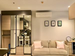 For RentCondoRama9, RCA, Petchaburi : Best Deal 48sqm 2bed1bath The Line Asoke Ratchada 24,900/m only 1y contract