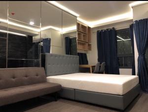 For RentCondoOnnut, Udomsuk : Condo for rent, Ideo Sukhumvit 93, special price 9,000 🔥🔥