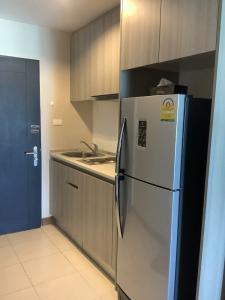 เช่าคอนโดพระราม 9 เพชรบุรีตัดใหม่ : ให้เช่า! Belle Grand Rama9 1 ห้องนอน 48 ตรม. ใกล้ MRTพระราม9 เพียง 20,000บาท/เดือน เฟอร์นิเจอร์ครบพร้อมเข้าอยู่ รหัส K-0054