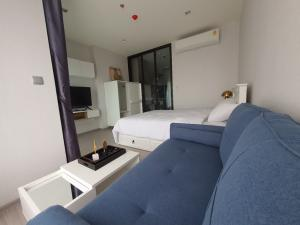 For RentCondoOnnut, Udomsuk : LIFE Sukhumvit 62, ready-built condo, close to BTS Bang Chak only 200 meters.