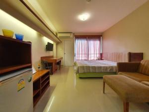 For SaleCondoRama9, RCA, Petchaburi : For sale: I-House Condo Building D, price 1.15 million baht