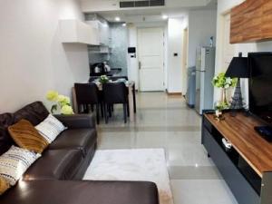 For RentCondoRatchadapisek, Huaikwang, Suttisan : Supalai Wellington Condo 1, size 47 sq m, 1 bedroom, 10th floor, outside view, near the Korean Embassy