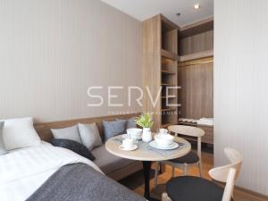 For RentCondoSukhumvit, Asoke, Thonglor : PARK 24 - Hot Deal Nice & Cozy Studio for Rent on High Fl. 20+ BTS Phrom Phong
