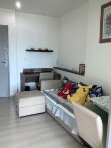 For RentCondoRatchadapisek, Huaikwang, Suttisan : For Rent! at Life@Ratchadapisek Bedroom 1 Bathroom 20,000 THB/Month Fully furnished Code K-0069