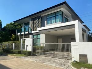For RentHousePattanakan, Srinakarin : For rent Baan Deew Sethasiri On Nut Srinakarin, 4 bedrooms.