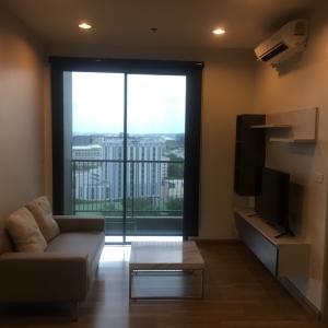 For RentCondoKasetsart, Ratchayothin : Condo for rent, Premio Vetro (PREMIO Vetro), fully furnished, near Kasetsart University
