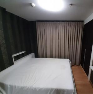 For SaleCondoPinklao, Charansanitwong : Condo For Sale The Trust Residence Pinklao Dressing room with complete furniture and appliances (S1797)