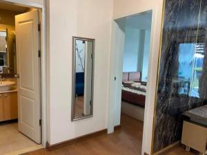 For RentCondoOnnut, Udomsuk : Condo for rent near On Nut BTS The Next Sukhumvit 52 East Building Good view, no building block