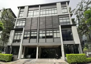 For RentOfficeYothinpattana,CDC : Office Srivara - Rama 9 area 969 m2 with 1 Liff, Modern Loft style