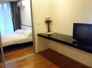 For SaleCondoLadprao, Central Ladprao : Condo for sale Abstrack Phaholyothin, size 38 sq m. 4th floor, 1 bedroom type, price 3.4 million baht, near BTS Mo Chit.