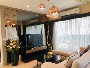 เช่าบ้านพัฒนาการ ศรีนครินทร์ : ให้เช่าบ้านเดี่ยวขนาด 75 ตร.วา หมู่บ้านแกรนด์ บางกอก บูเลอวาร์ด พระราม 9-ศรีนครินทร์ Grand Bangkok Boulevard Rama 9-Srinakarin ถนนกรุงเทพกรีฑา เขตสะพานสูง ใกล้ Airport Rail Link สถานีหัวหมาก ทางพิเศษมอเตอร์เวย์ กาญจนาภิเ