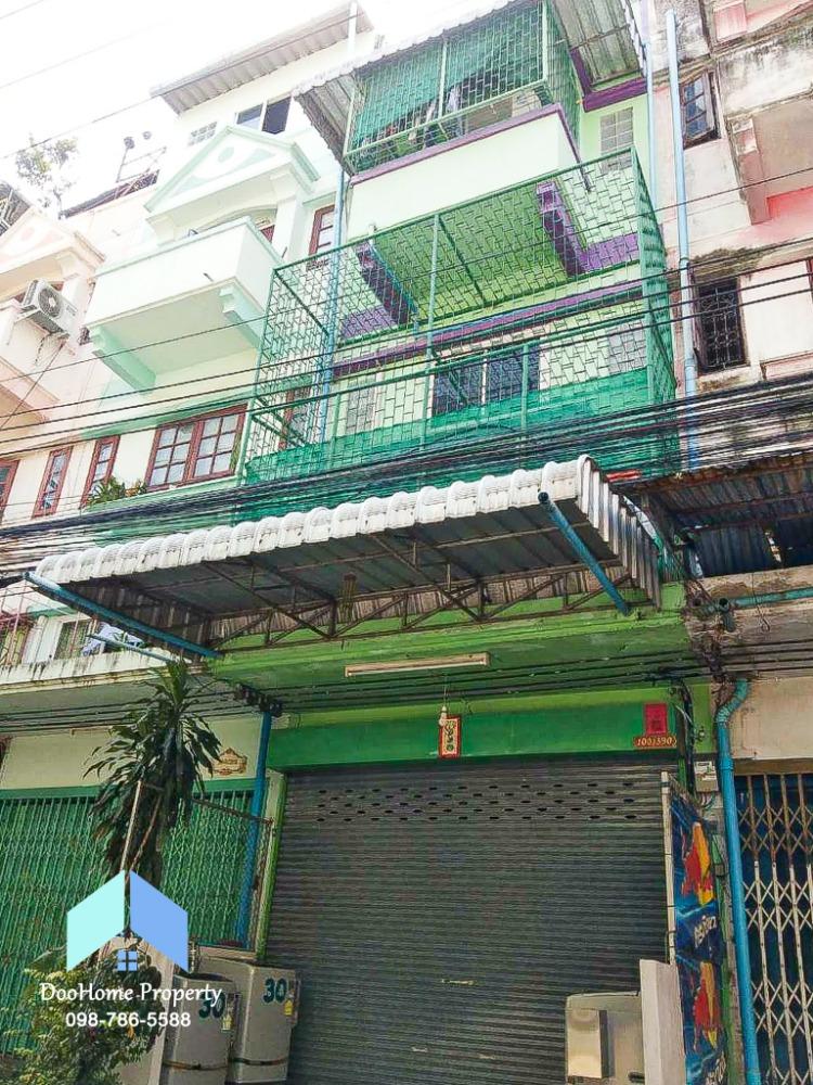 For SaleShophouseBang kae, Phetkasem : 💥 5-storey commercial building for sale, Moo Baan Suksan 7, Kanchanaphisek Rd. Near The Mall Bang Khae