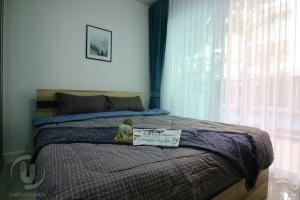 For RentCondoOnnut, Udomsuk : For rent A Space Sukhumvit 77, near BTS On Nut, ready to move in, 1st floor, next to the swimming pool