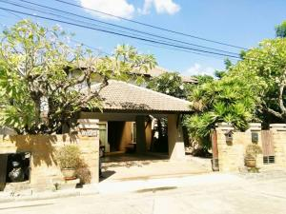 For SaleHouseNawamin, Ramindra : 2 storey detached house for sale, Krisana Watcharaphon village, area size 165.1 Square wa. Ramintra, Watcharaphon Road, Tha Raeng Subdistrict, Bang Khen District
