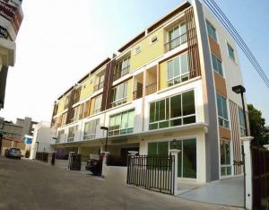 For RentHome OfficeOnnut, Udomsuk : Homeoffice Sukhumvit 54 for rent, 4 bedrooms, 5 bathrooms, near bts On Nut and Sukhumvit 50-62 expressway.
